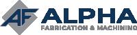 Alpha Fabricators Logo